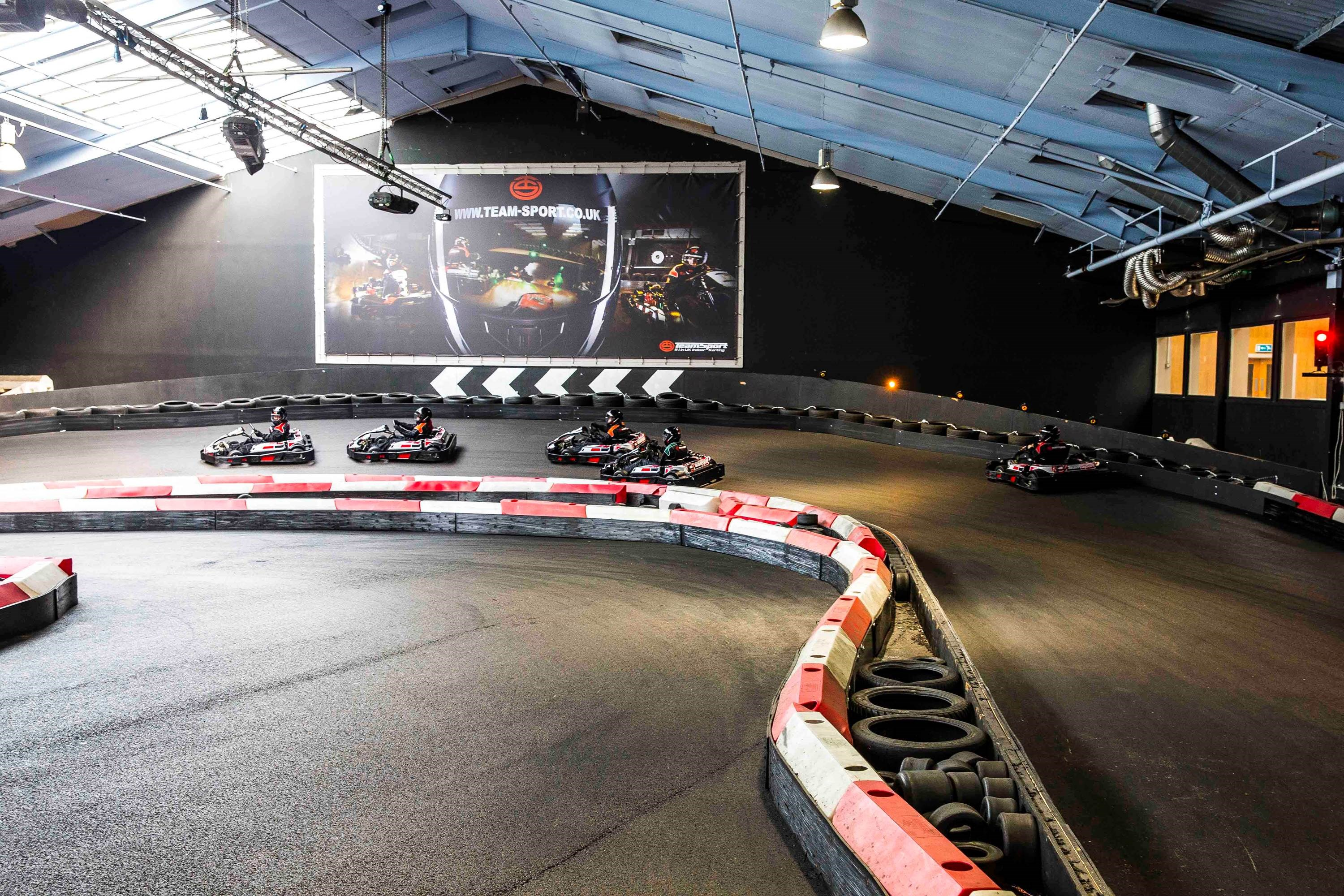 GO KARTING FOR 12+ DRIVERS - PREMIER GRAND PRIX
