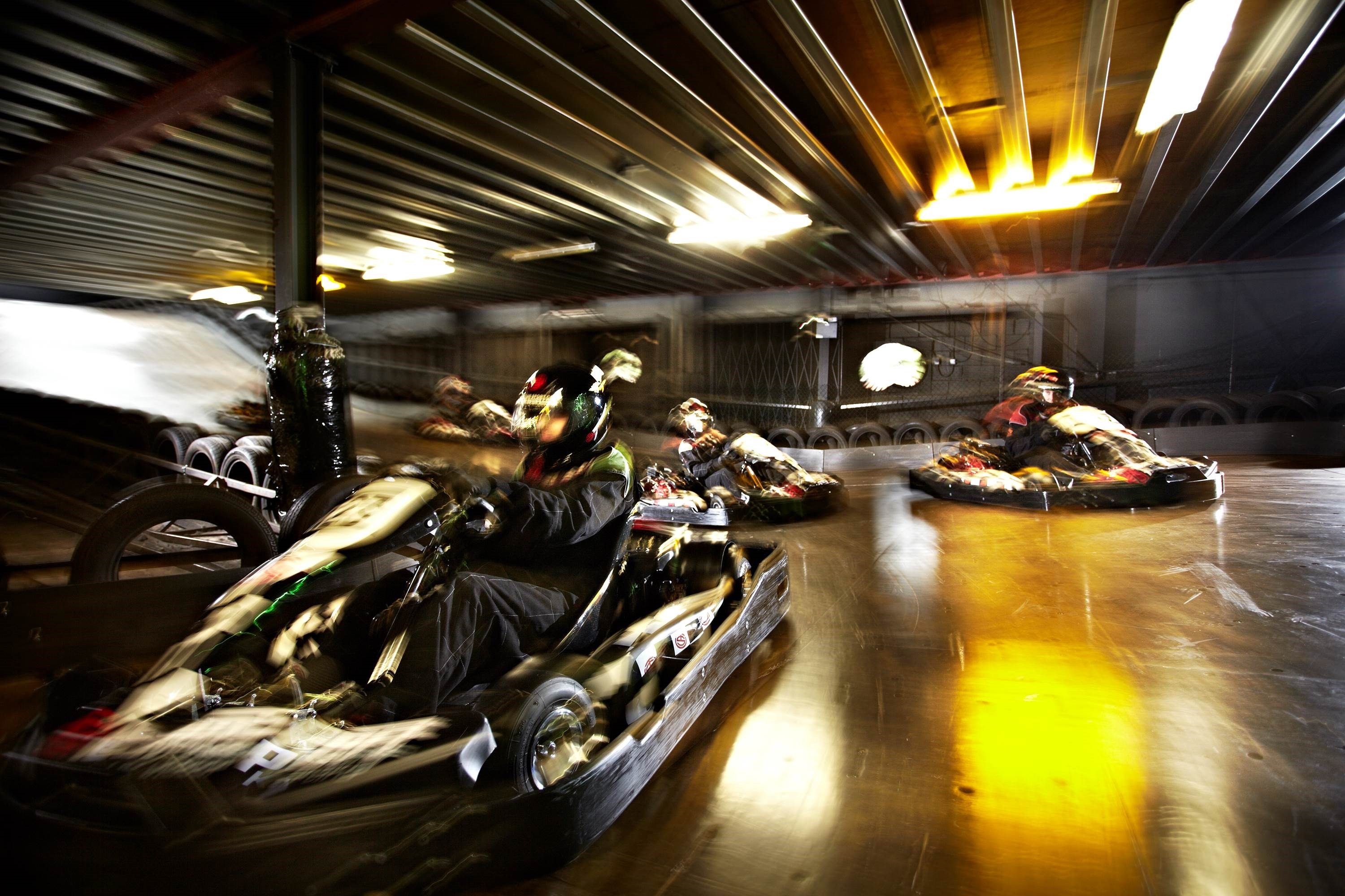 GROUP GO KARTING - TEAM ENDURANCE EVENTS