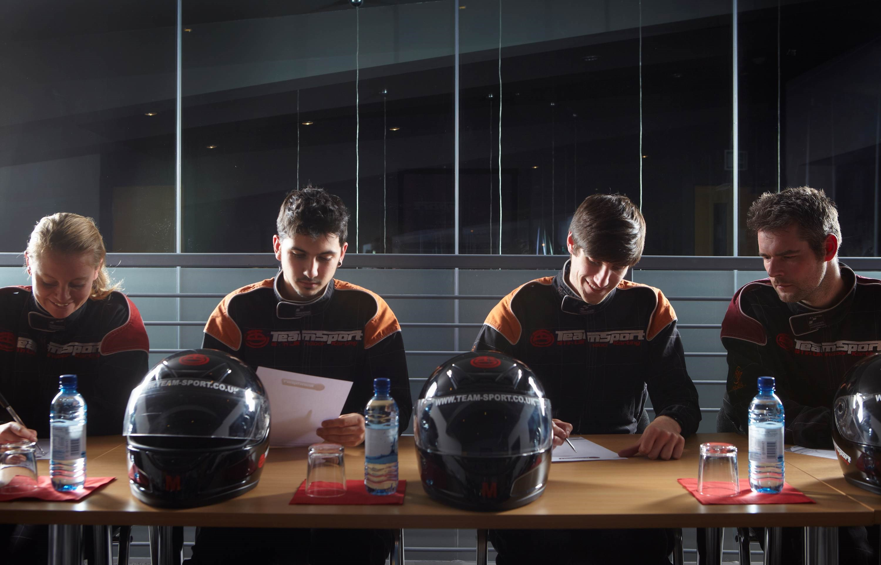 CORPORATE GO KARTING EVENTS - Conference Facilities