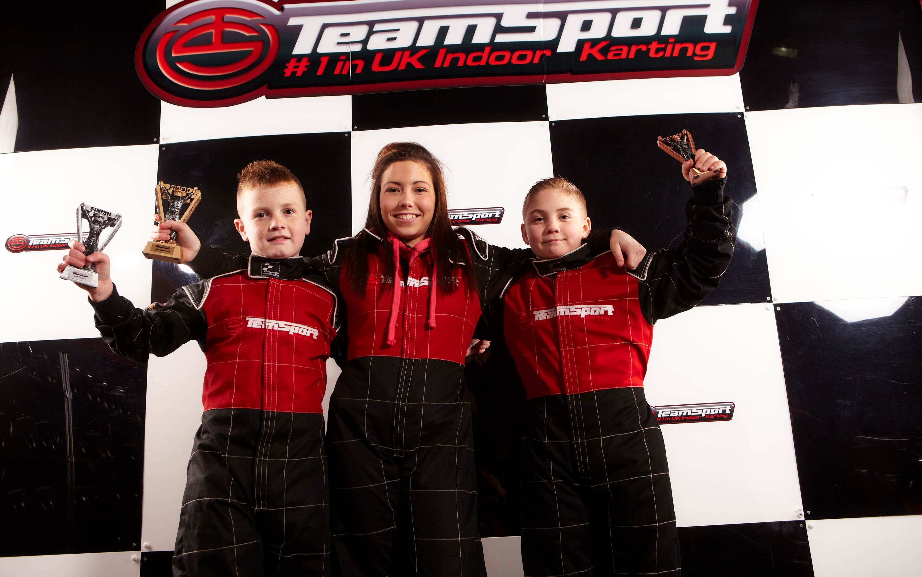 Kids Go Karting Liverpool - Liverpool Kids Parties