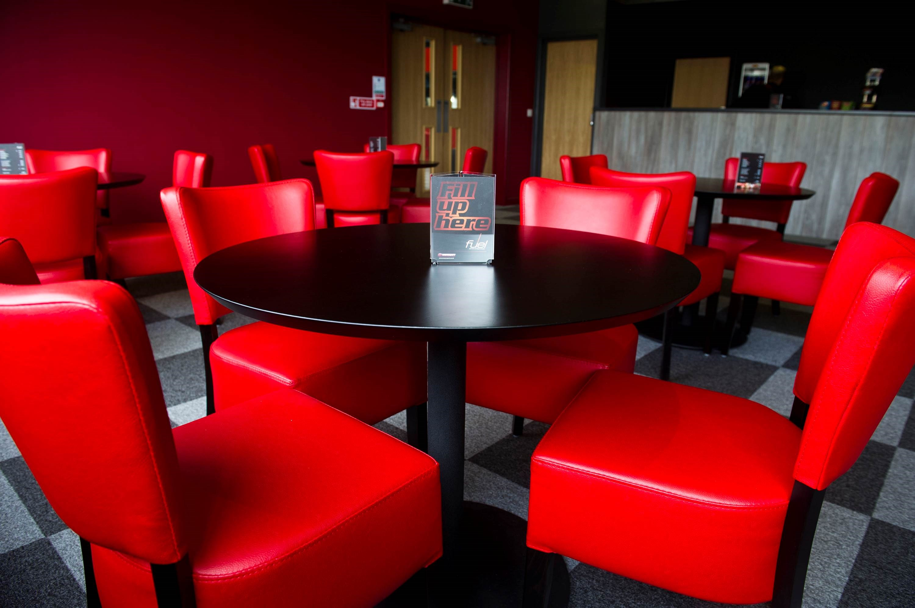 Indoor Go Karting  Events Gosport - Fuel Bar & Food