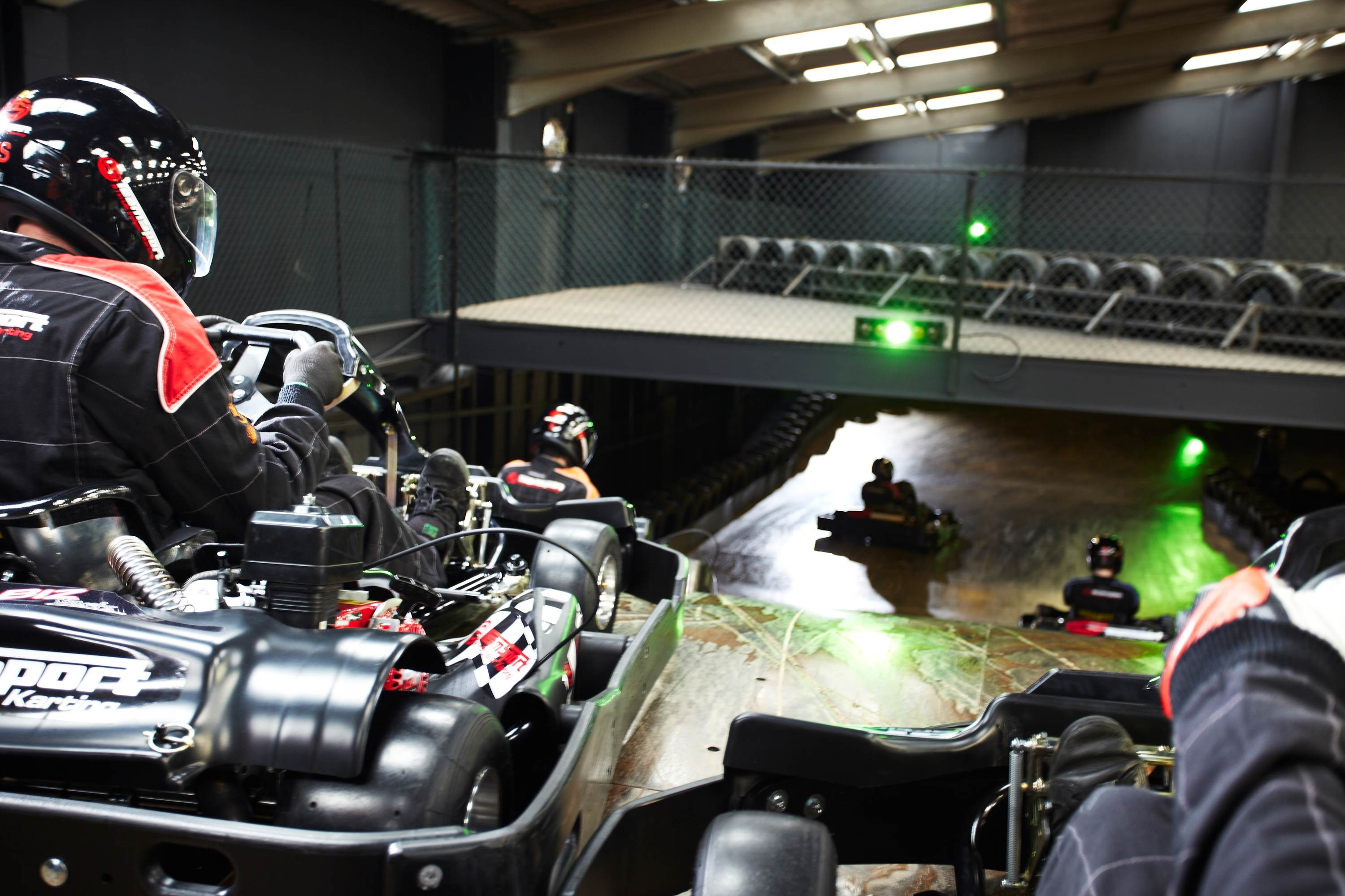 GO KART RACING FOR 1-12 DRIVERS - Student Discounts