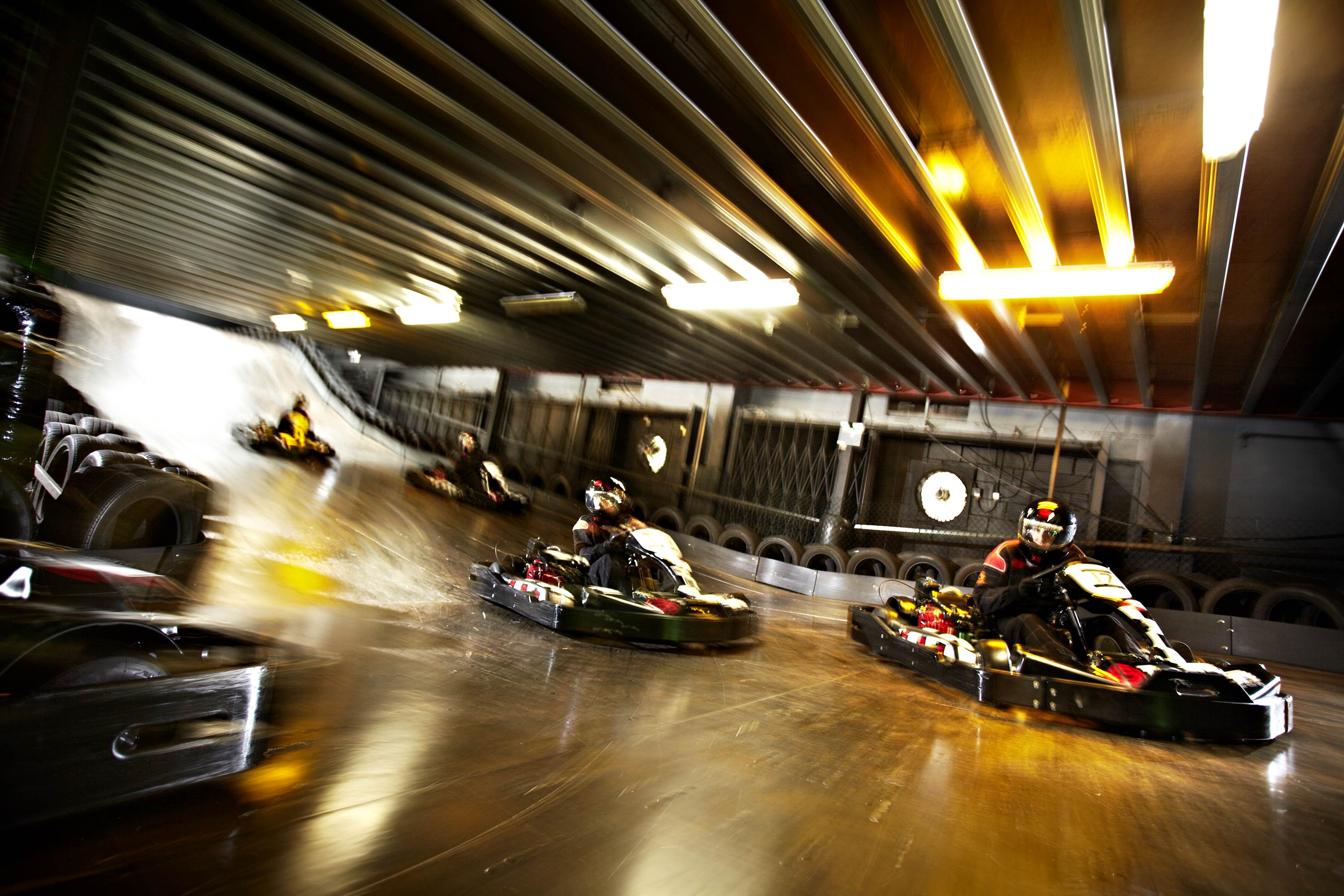 Go Karting Crawley 1 For Indoor Karting Teamsport