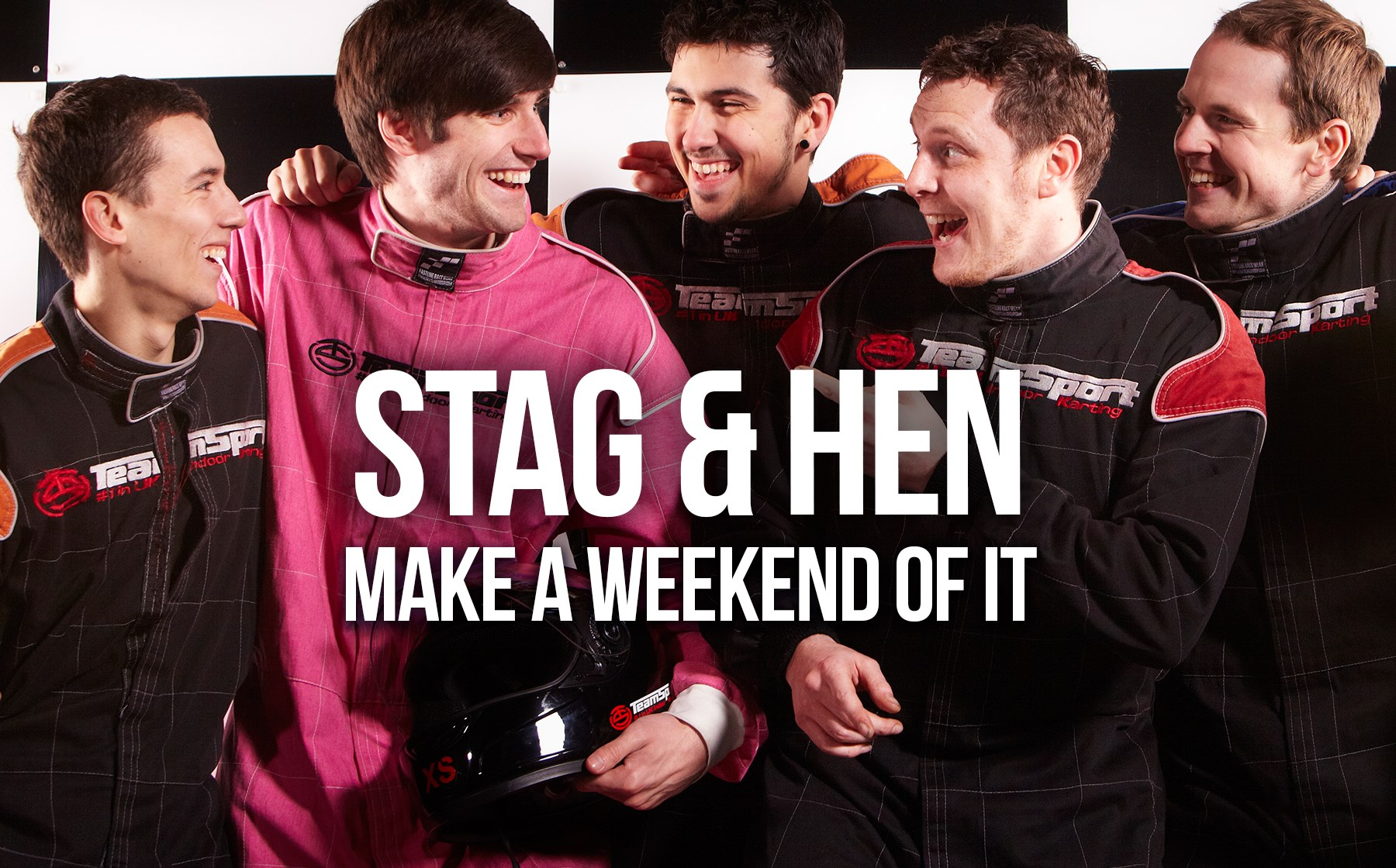 Indoor Go Karting  Events Gosport - Stag and Hen