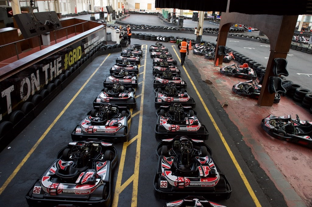 CORPORATE GO KARTING EVENTS - Warrington Gold Card Exclusive Grand Prix - Private Hire