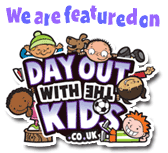 Days out with the kids logo