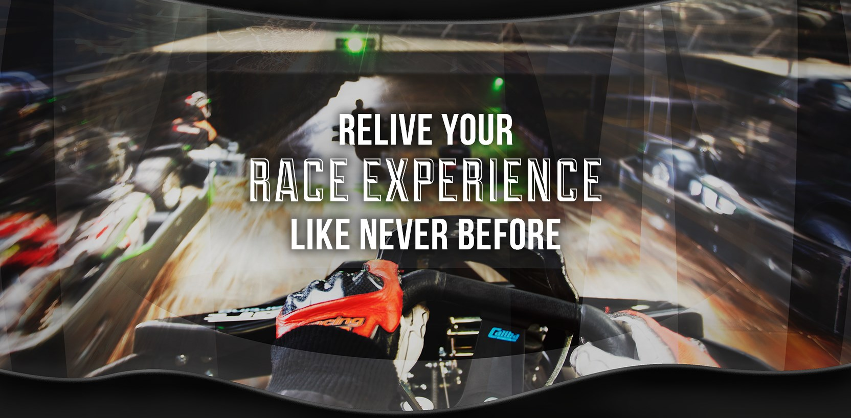 GO KARTING OFFERS - HELMET CAMERA HIRE