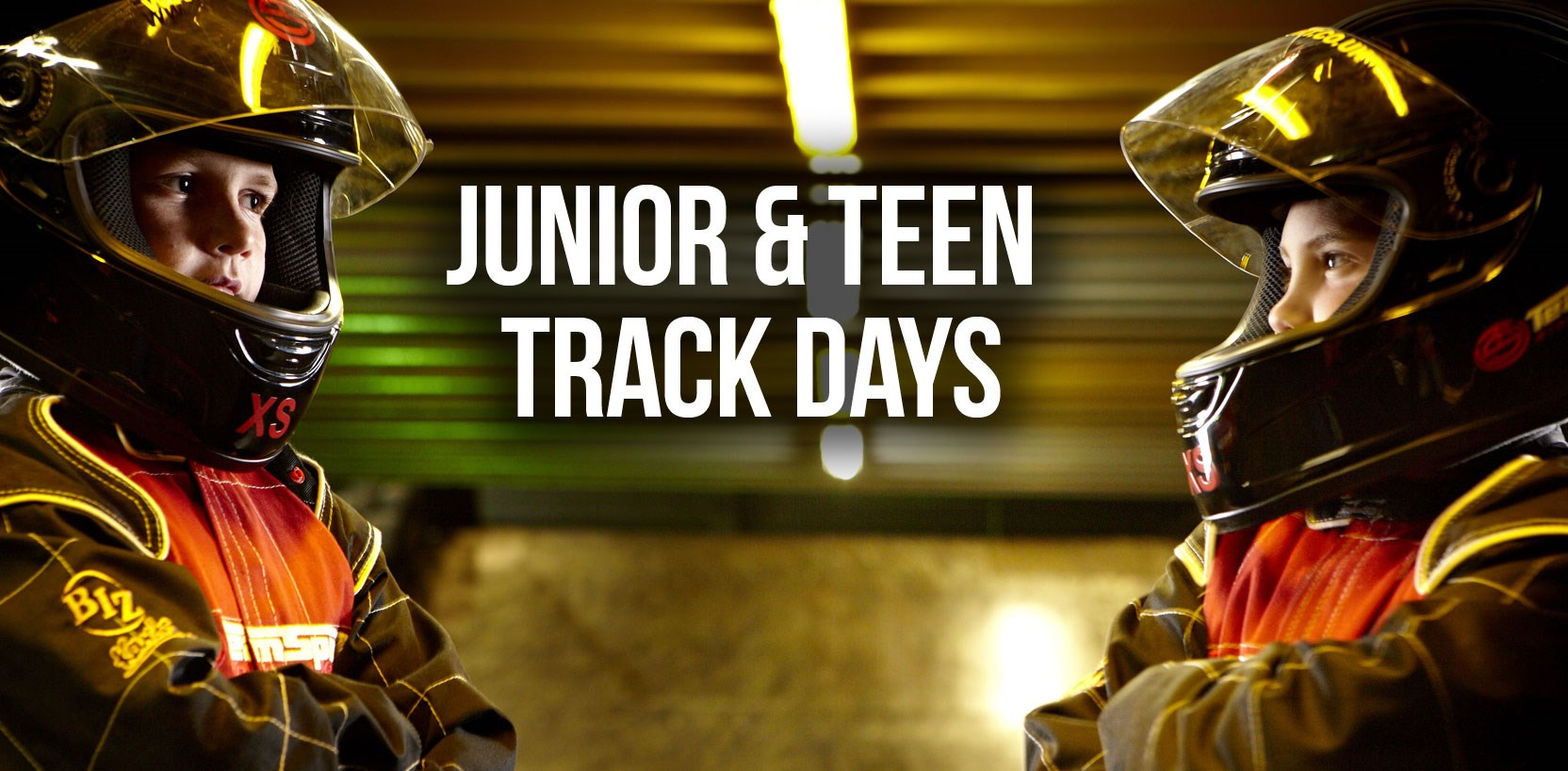 Kids & Families - Junior Track Days