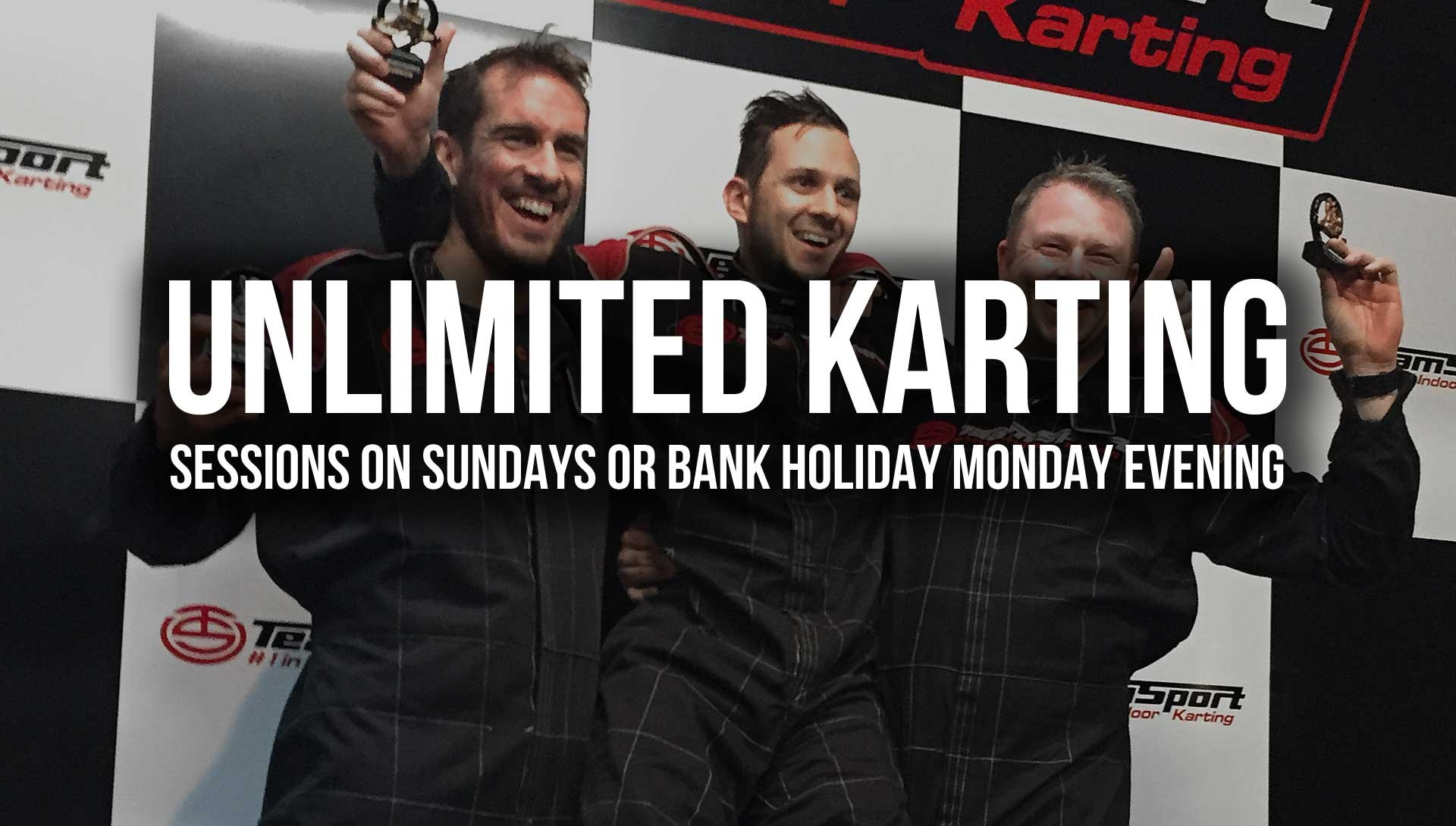 GO KARTING OFFERS - Unlimited Karting