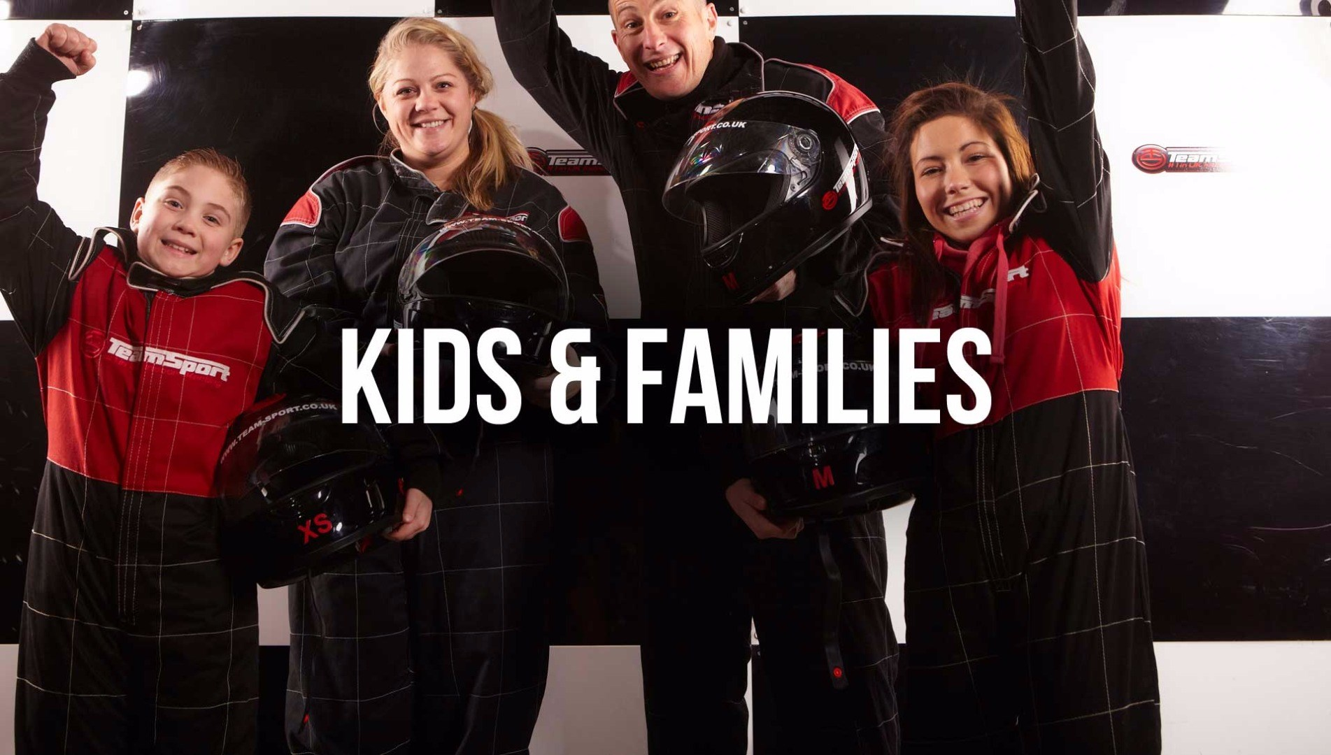 Go Kart Racing Events - Kids & Families