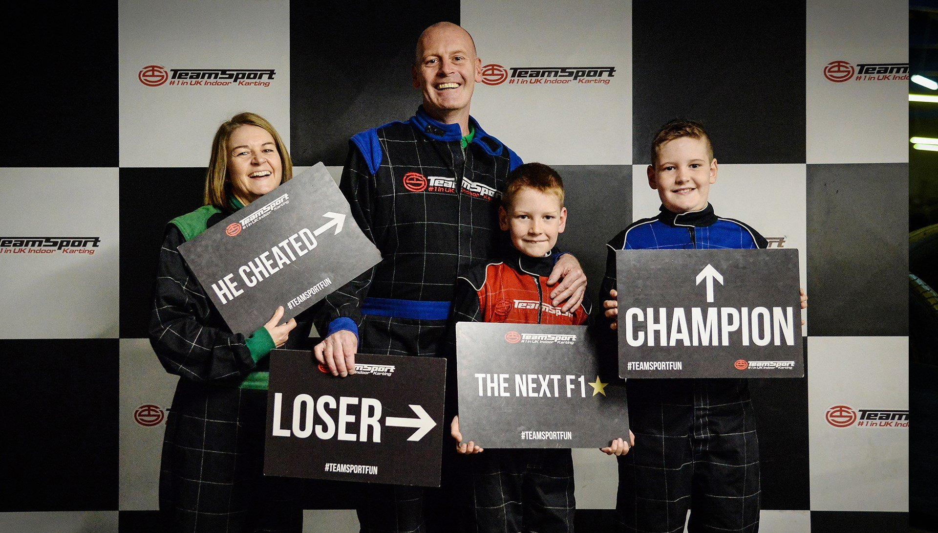 School holidays Offers and Events - Family Karting Madness