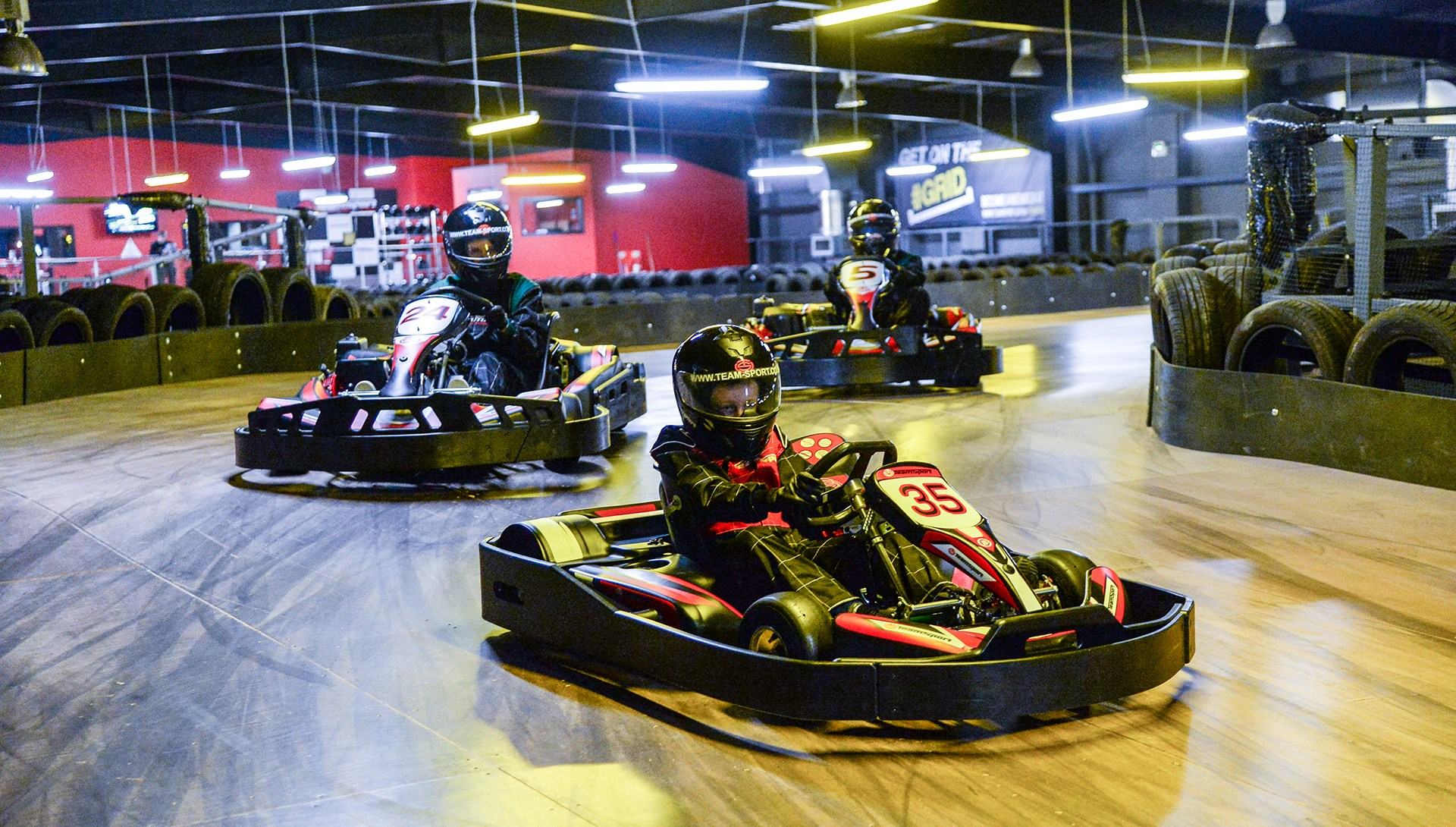 School holidays Offers and Events - Open Timed Race Sessions