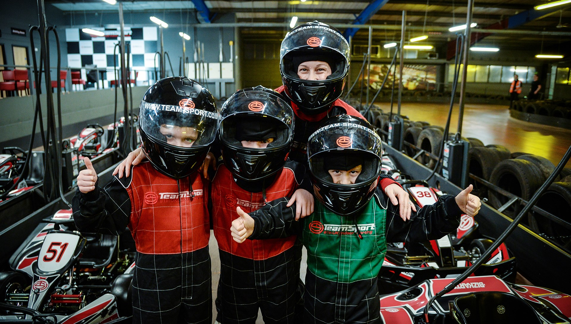Go Kart Racing Events - Kids & Family Go Karting
