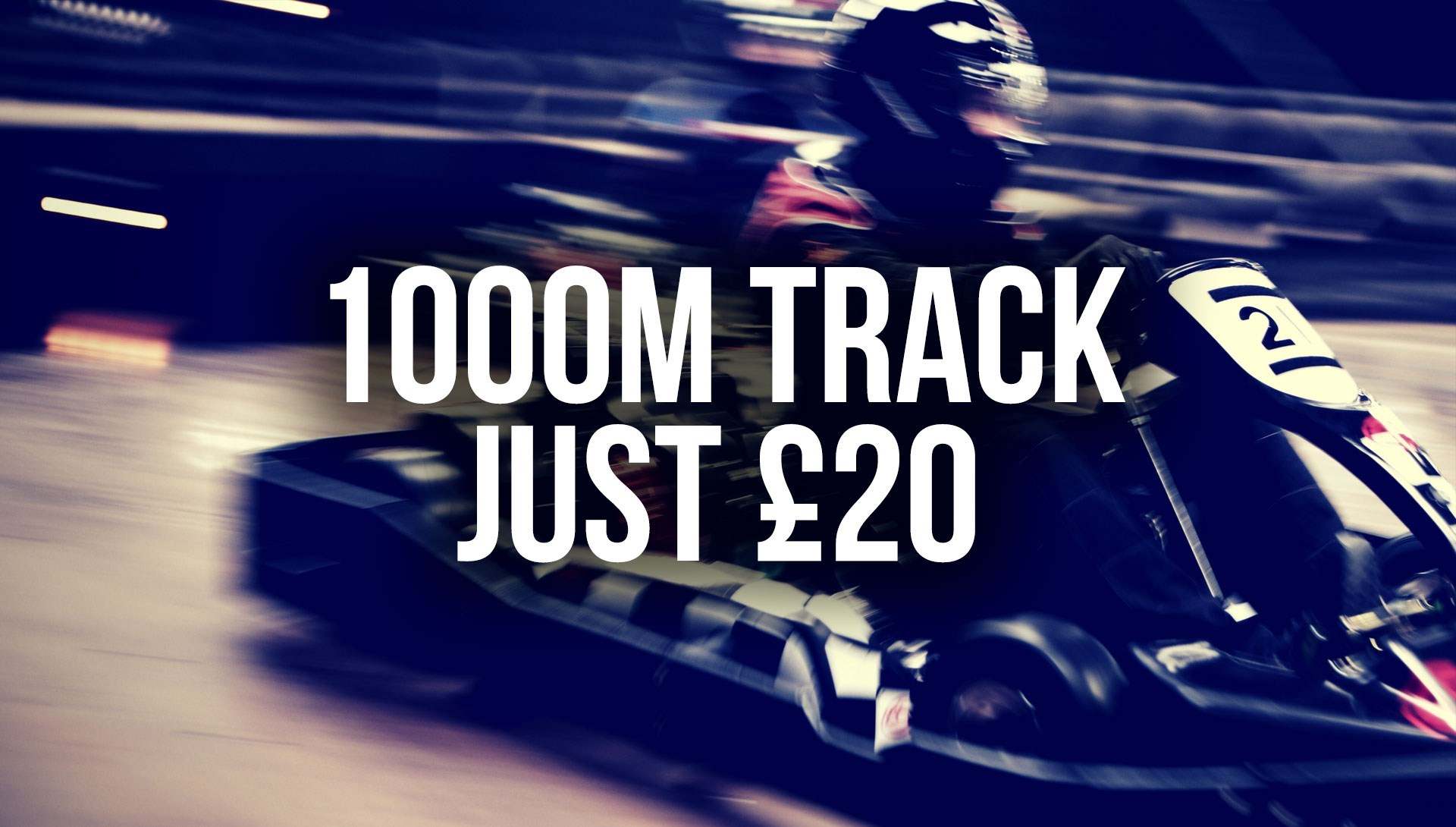 UNBEATABLE GO KARTING OFFERS - £20 Birmingham Offer