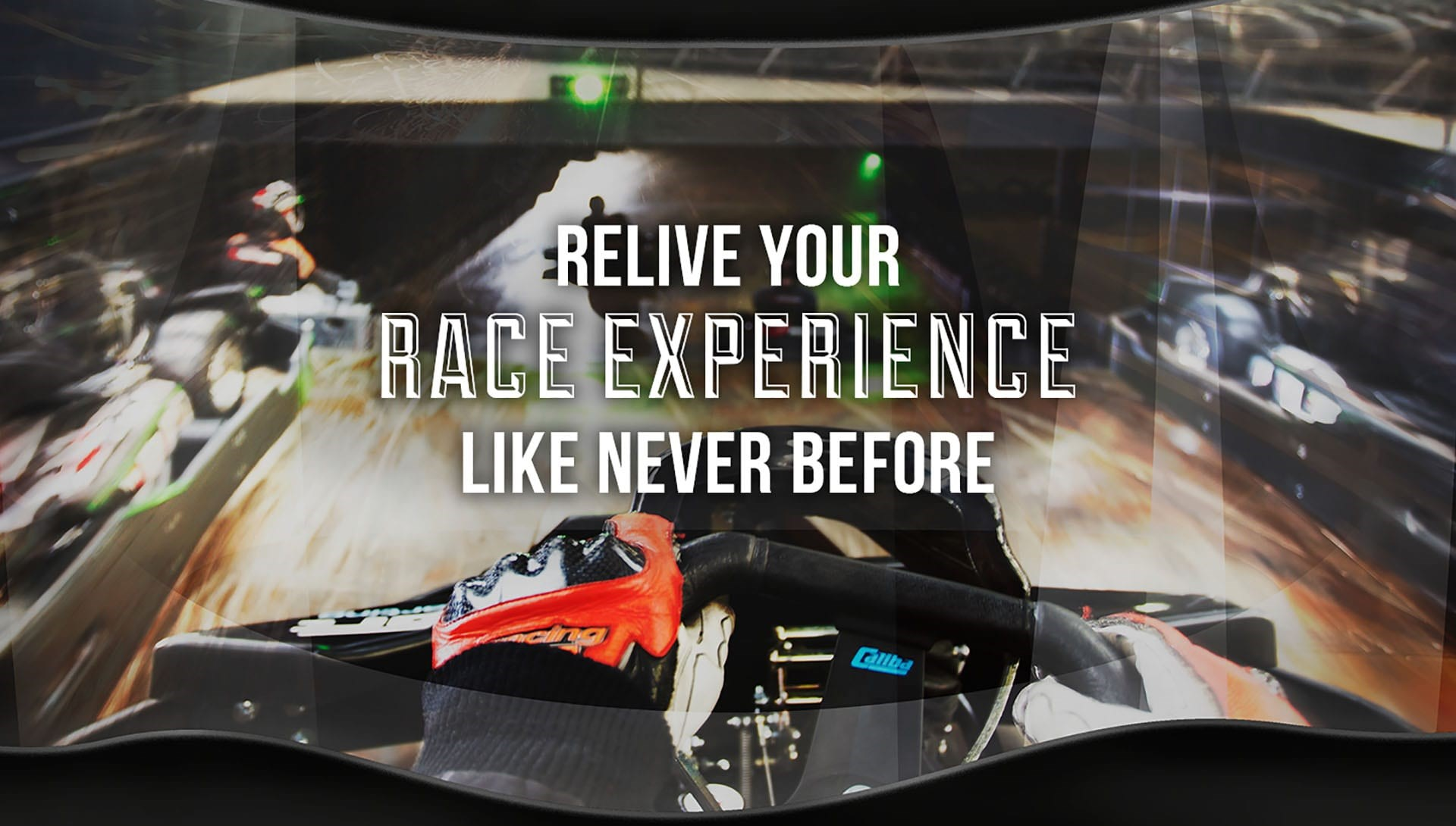 UNBEATABLE GO KARTING OFFERS - HELMET CAMERA HIRE