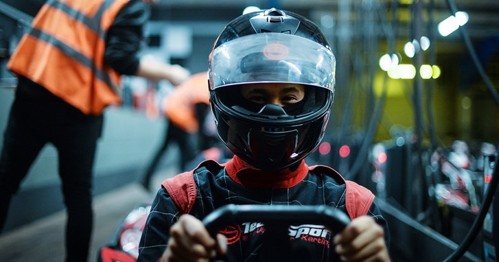 Go Kart Racing Types - Adult Individuals & Adult Small Groups