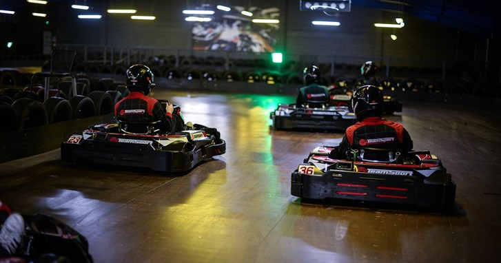 Go Kart Racing Types - Adult groups of 8+