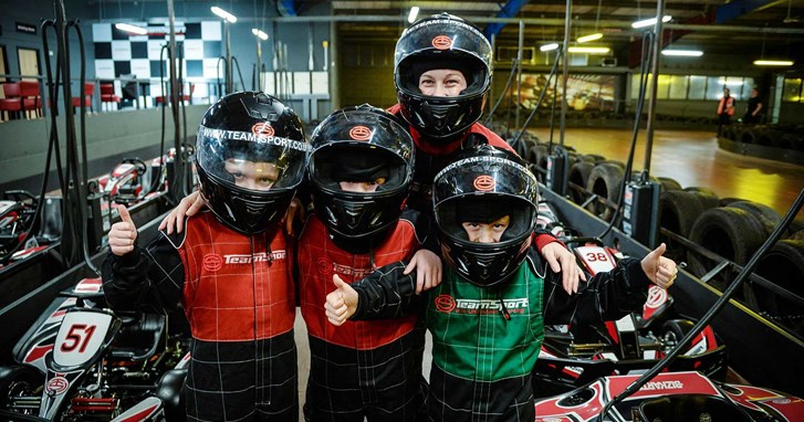 Go Kart Racing Types - Kids & Family Go Karting