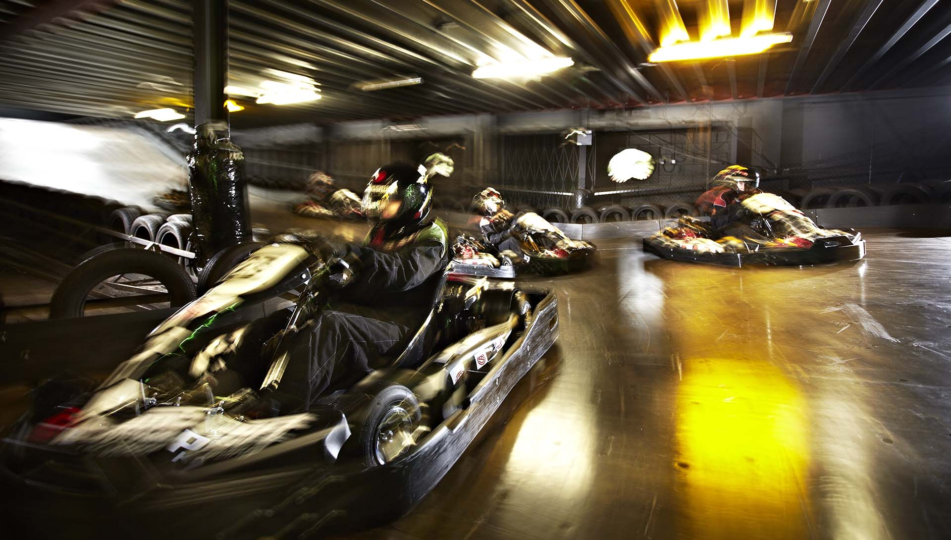 Open Timed Race Session Teamsport Go Karting