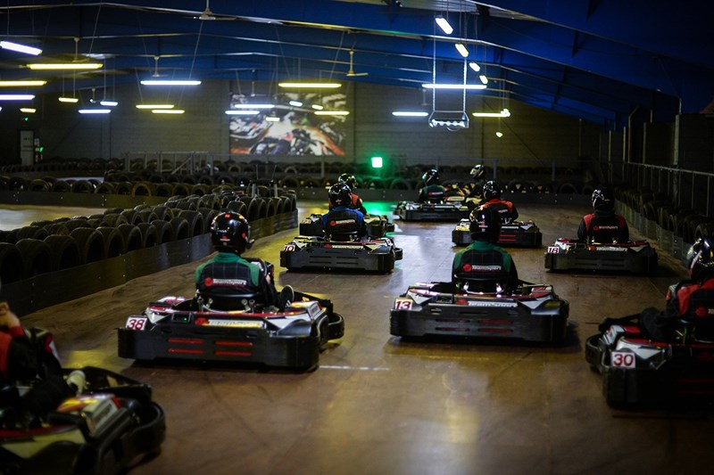 Grand Prix Karting Events Teamsport Go Karting