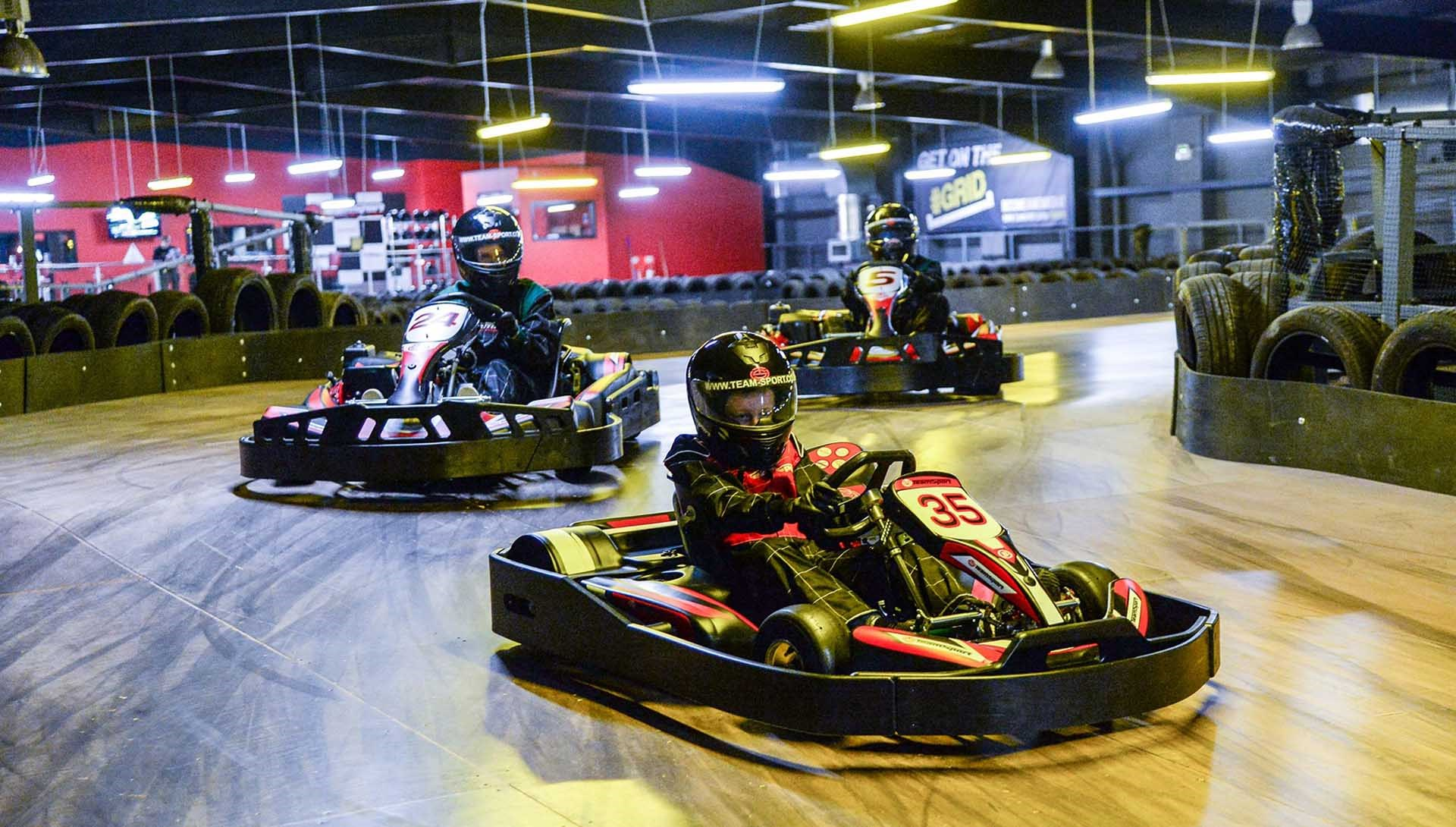 Kids & Families - Open Timed Race Sessions
