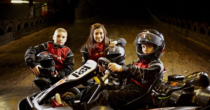 Kids Go Karting Parties - Ultimate Kids Go Karting Party
