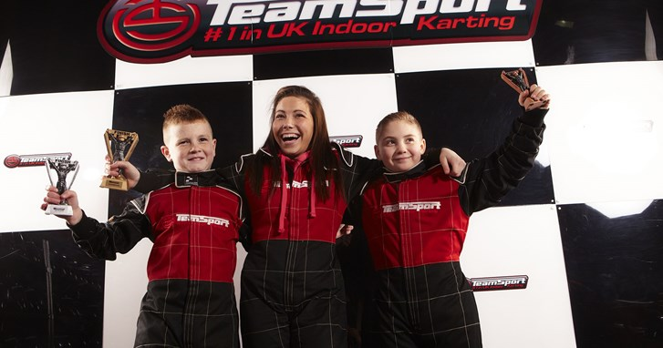 Kids Go Karting Parties - Super Kids Go Karting Party