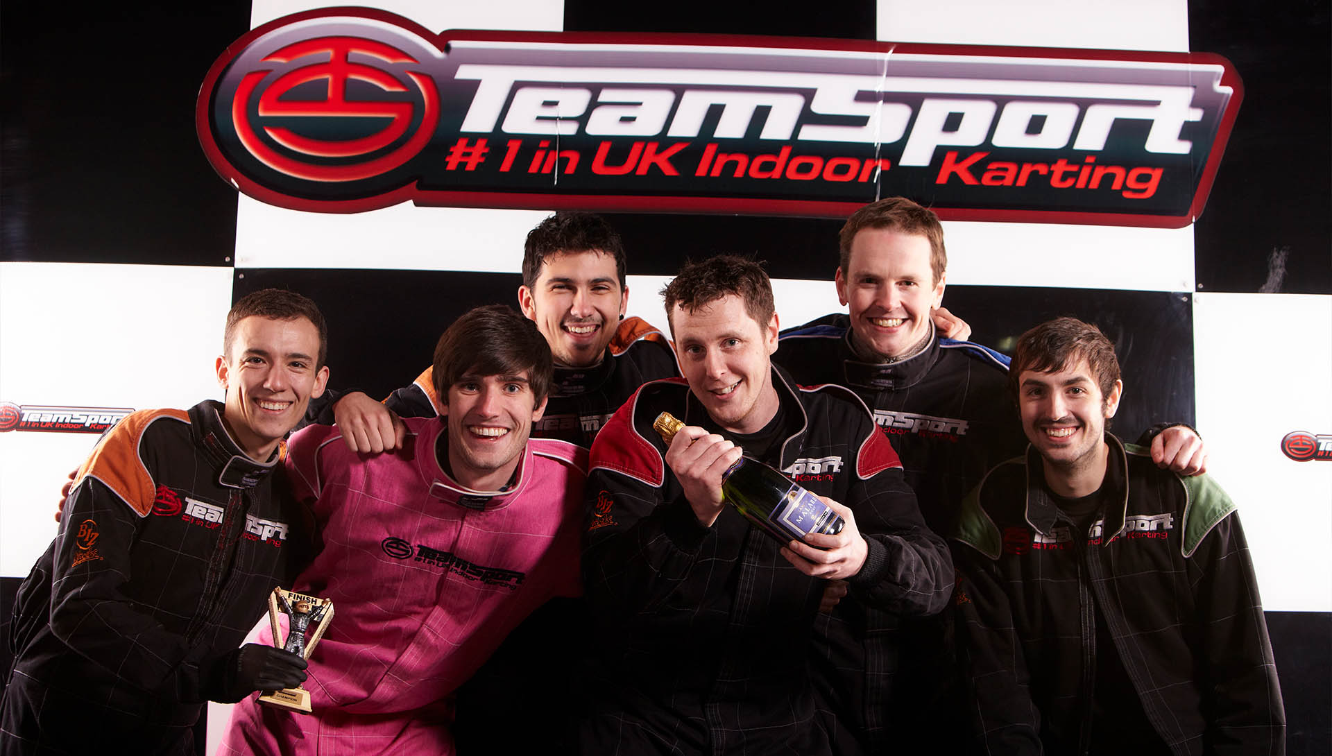 Stag Do Karting Packages Teamsport Go Karting