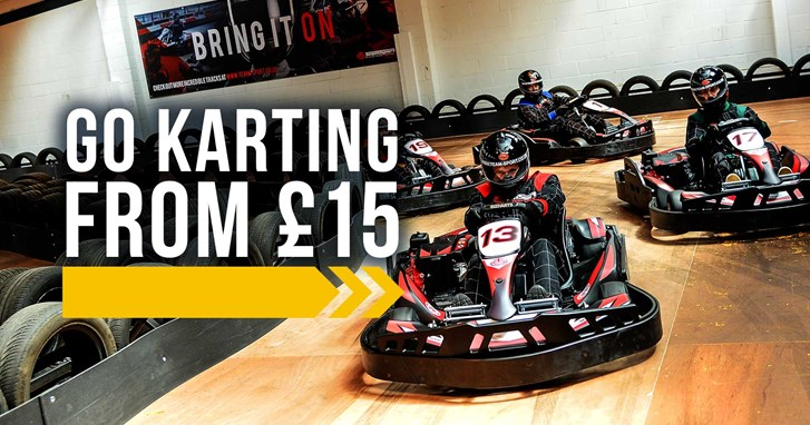 UNBEATABLE GO KARTING OFFERS - Student Discounts