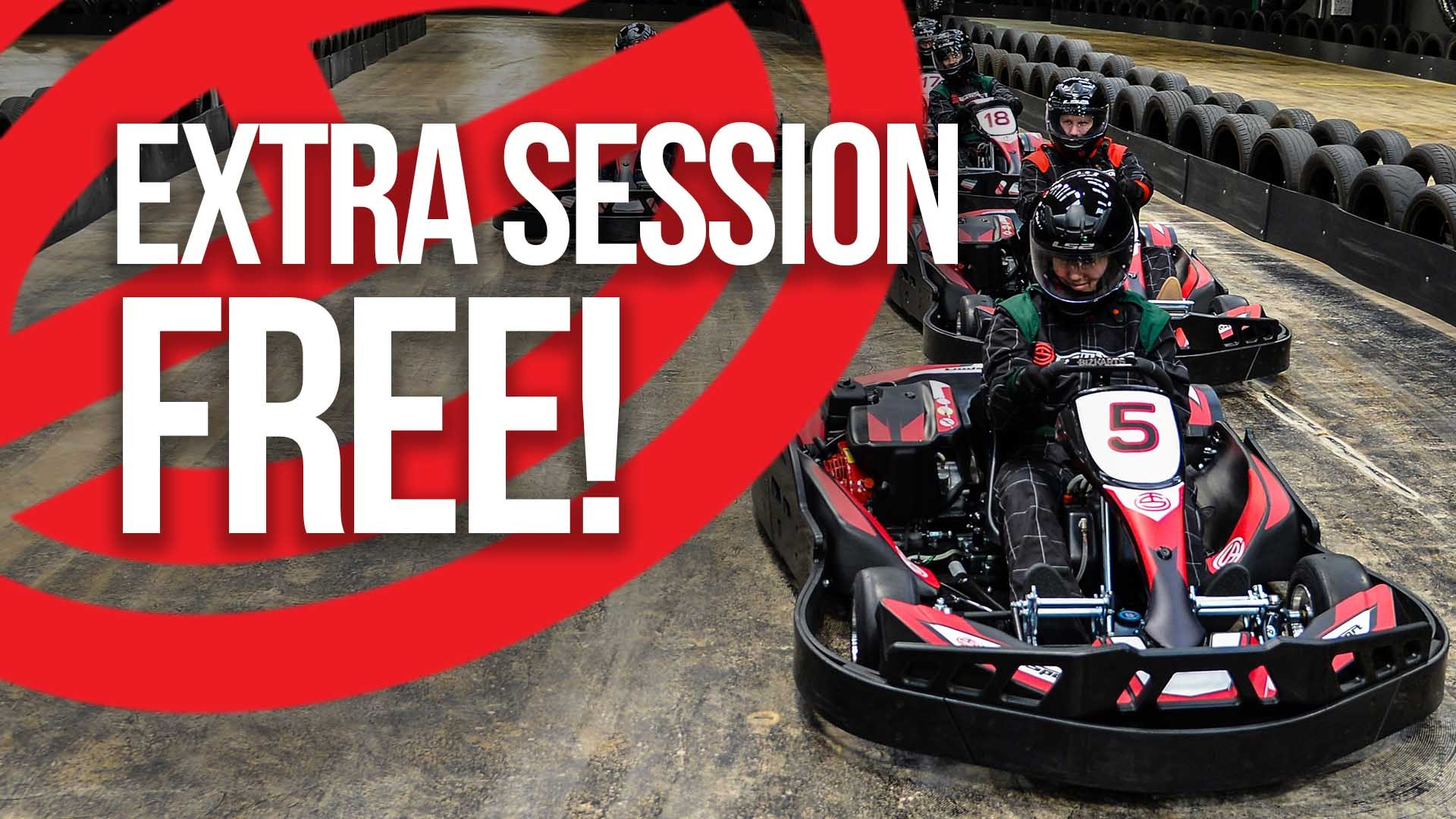 UNBEATABLE GO KARTING OFFERS - This Months Special Offer