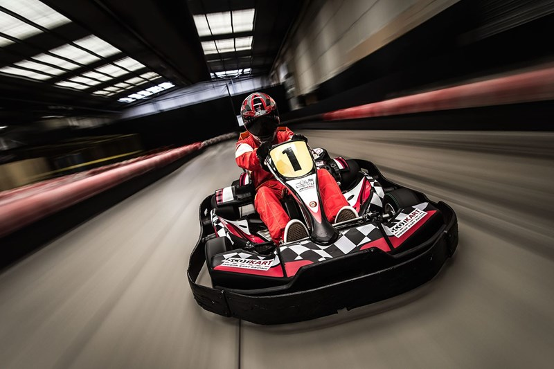 Ultimate Karting Experience In Glasgow Dundee Teamsport