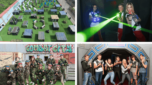Laser Tag Glasgow and Dundee