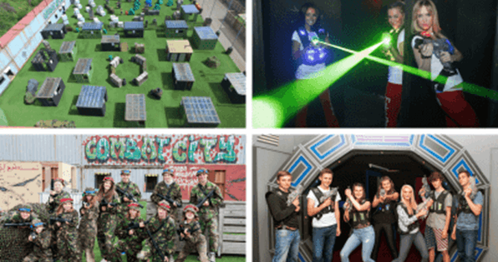 Laser Tag Glasgow & Dundee