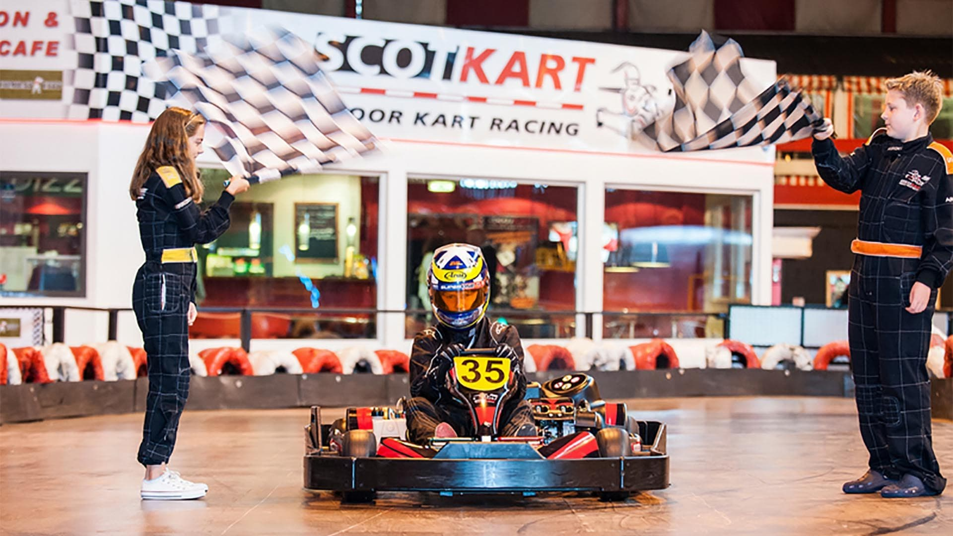 UNBELIEVABLE GO KARTING OFFERS - UP TO HALF PRICED KARTING