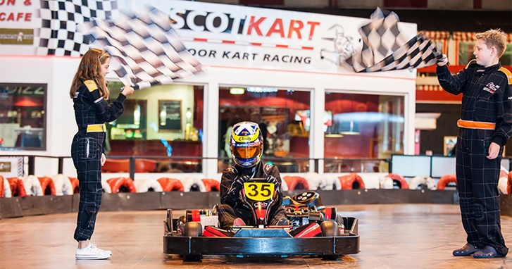 Kids & Families - Kids Go Karting Lessons