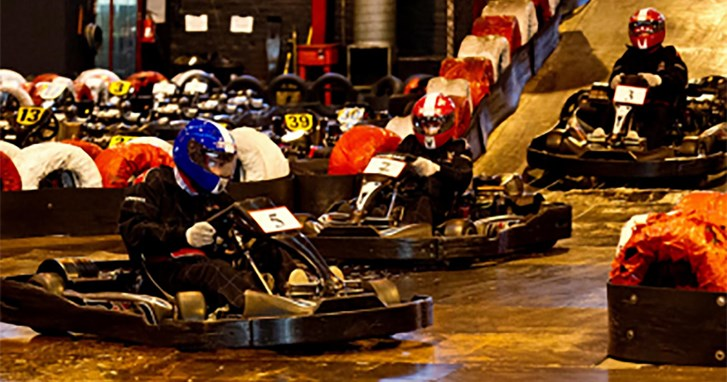 Go Kart Racing Types - Corporate