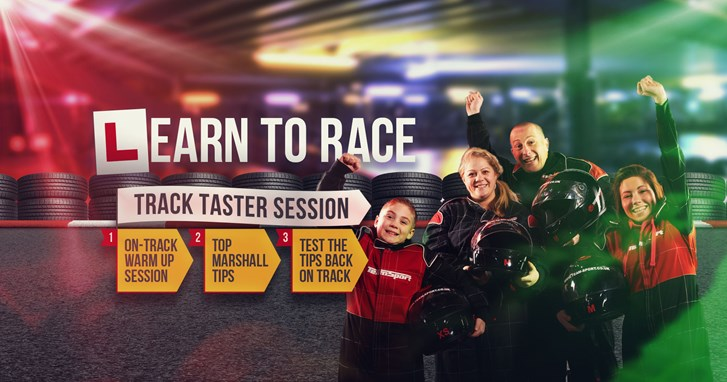 Kids & Families - Track Taster Sessions (Mixed)