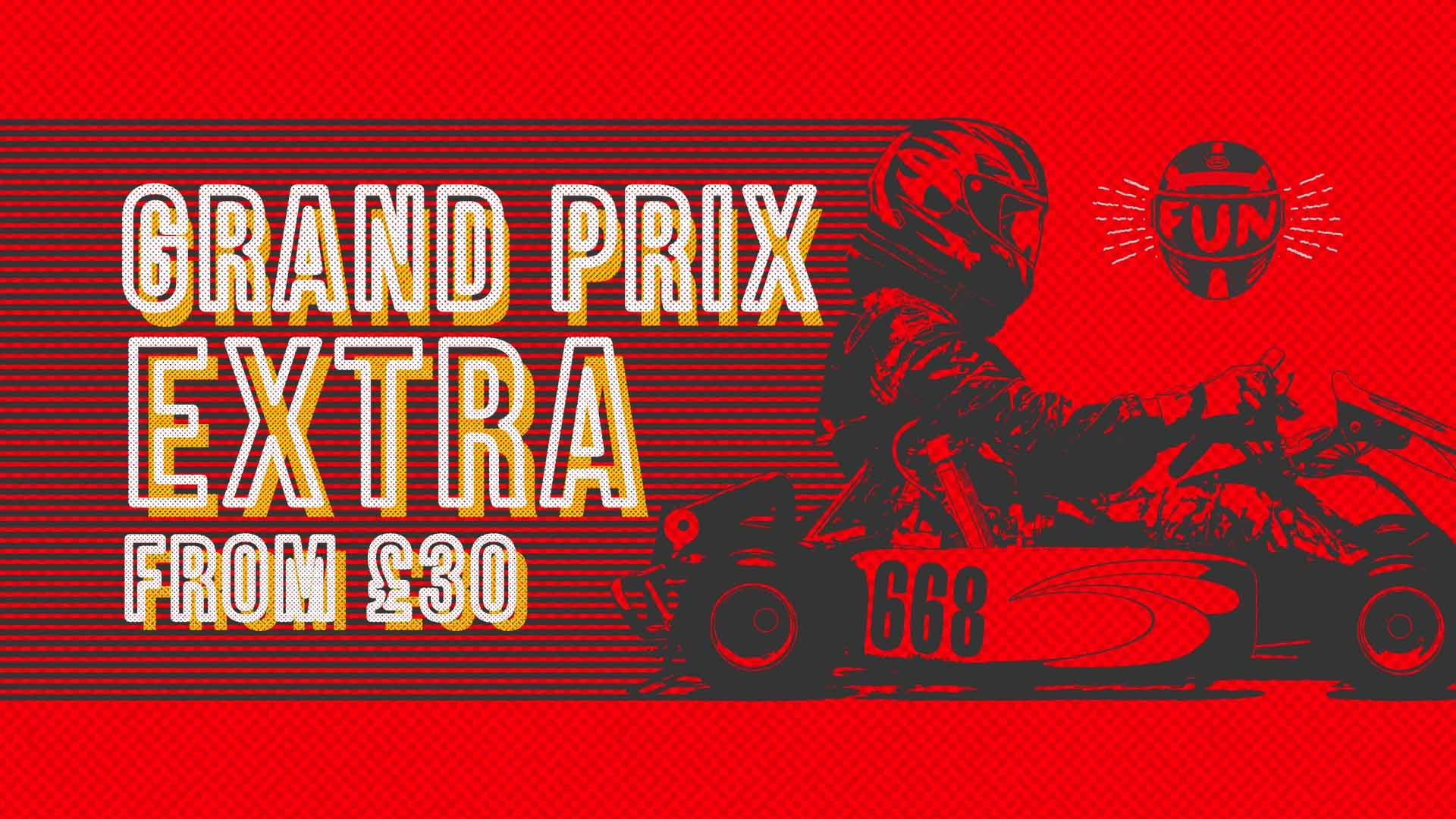 UNBEATABLE GO KARTING OFFERS - April's Monthly Special Offer