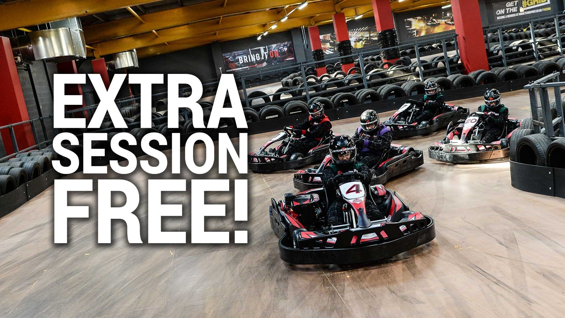 UNBEATABLE GO KARTING OFFERS - May's Monthly Special Offer