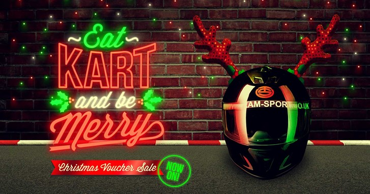 UNBEATABLE GO KARTING OFFERS - Christmas Gift Voucher Sale