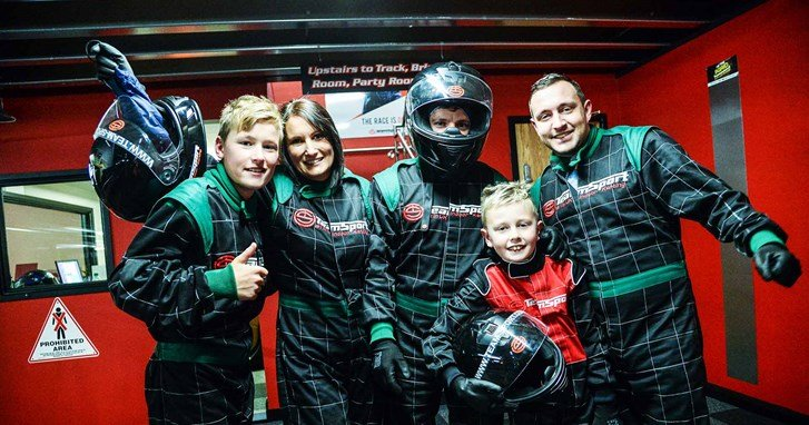 Kids & Families - FAMILY KARTING MADNESS PACKAGES