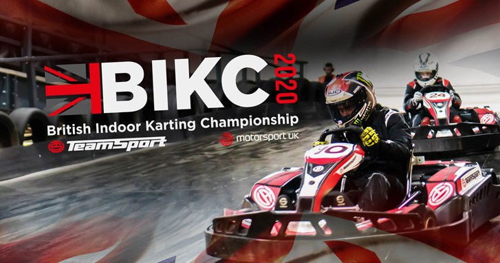 Go Kart Racing Types - British Indoor Karting Championship 2020