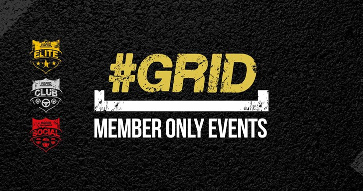 Go Kart Racing Types - Member Events #GRID