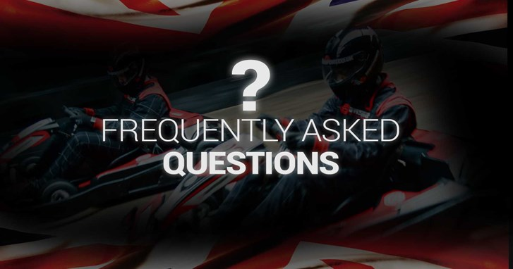 BIKC - British Indoor Karting Championship - Frequently Asked Questions